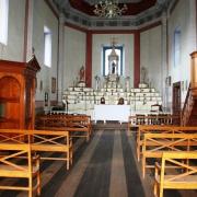 La capilla pertenede a la Hacienda San Antonio Tochatlaco, la cual data de principios del Siglo XIX, sin embargo la capiulla fue lo ultimo que se construyo a finales del Siglo XIX