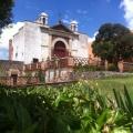 Capilla de la Hacienda San Antonio Tochatlaco, dedicada al San Antonio de Padua, patrono de la Hacienda Tochatlaco, en Zempoala, Hidalgo