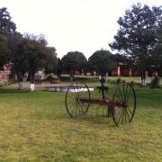 Jardines del Hostal, Haicenda San Antonio Tochatlaco